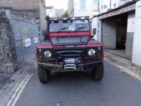 landrover modifications